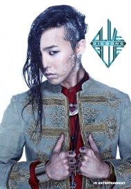 [FOTO] Ultimo teaser de Alive -G-DRAGON(BLUE)