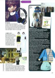 [FOTO] TOP en el encabezado del bazar coreano para SOUL byLudacris