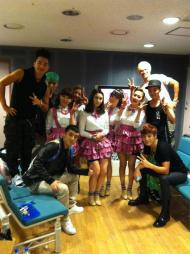 [FOTO] BIG BANG, SE7EN Y C-REAL