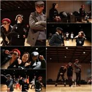 Detras de la historia de Kpop Star: Ensayo de Park Ji Min conGD&TOP