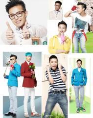 [FOTOS] Mas de BIGBANG paraGMarket
