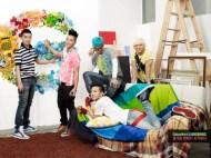 Los vídeos musicales de Big Bang  superan los 500 millones devisitas.