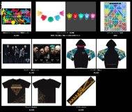 [FOTOS]Goods oficiales para la gira de BIGBANG enJapón