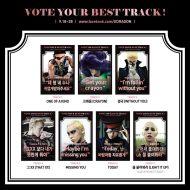 """Vota por la mejor canción de G-DRAGON en su nuevo mini """"ONE OF AKIND"""""""