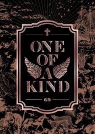 "[DESCARGA]G-DRAGON ""ONE OF A KIND"" 1mini album"