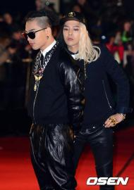 [FOTOS]BIGBANG en los Gaon Chart K-Pop Awards